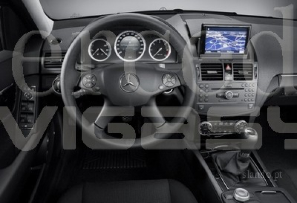 Mercedes w204 Comand