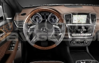 Mercedes GL Comand w166